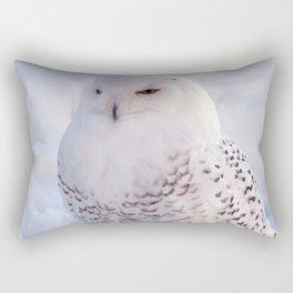 Harfang des neiges Rectangular Pillow