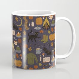 Autumn Nights Coffee Mug