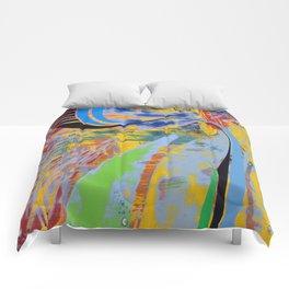 Something Lurks Below Comforters