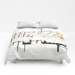 floorplan Comforters