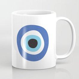Evi Eye Symbol Coffee Mug