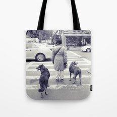 don't walkies... Tote Bag