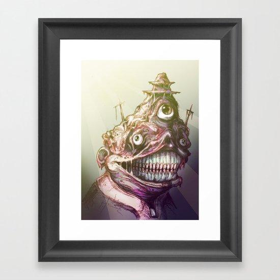 """""""Holy One"""" Framed Art Print"""