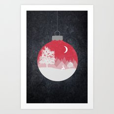 Ornament Art Print
