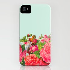 BOLDEST FLORAL Slim Case iPhone (4, 4s)