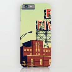 montreal five rose  iPhone 6 Slim Case