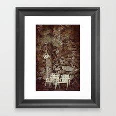 Remember When... Framed Art Print