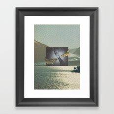 100. Framed Art Print