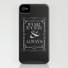 Through The Good, The Bad And The Ugly iPhone (4, 4s) Slim Case