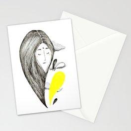 Menina Gota Stationery Cards
