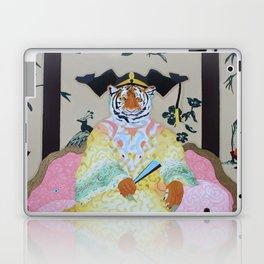 Tiger Queen Laptop & iPad Skin