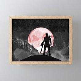 Rudeboy Ash Framed Mini Art Print