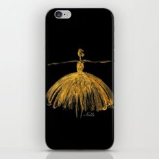Shadow Dancer iPhone & iPod Skin