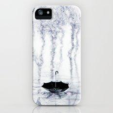 Rain iPhone (5, 5s) Slim Case