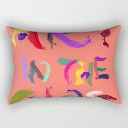 ART IN THE GLASS #6 Rectangular Pillow