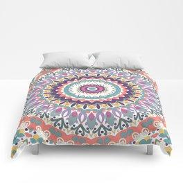 Bloom Mandala Comforters