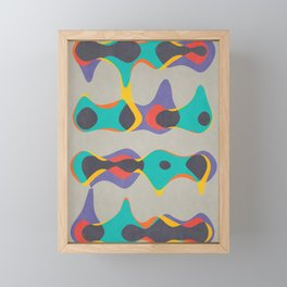Pronunciation Framed Mini Art Print