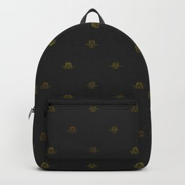 Pattern of Lady and Gent Electro Love Backpack