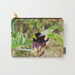 bumble bee on the dunes I Carry-All Pouch