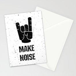 Make Noise Stationery Cards
