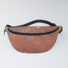 Orange Generosity Fanny Pack