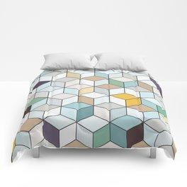 Cubed II Comforters
