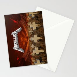 Master of Puppets Stationery Cards