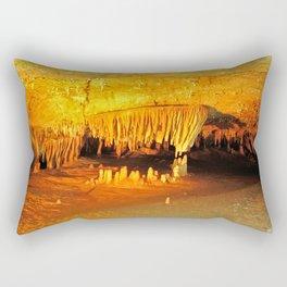 Luray Caverns Rectangular Pillow