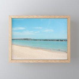 AFE Toronto Island Beach 6 Framed Mini Art Print