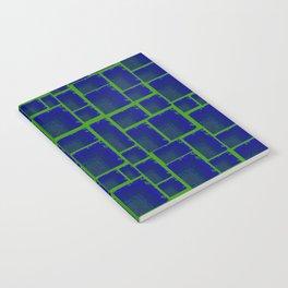 Vibrant Tetris Notebook