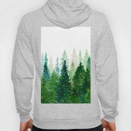 Pine Trees 2 Hoody