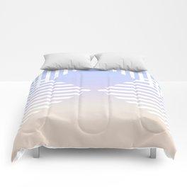 striped nuance Comforters
