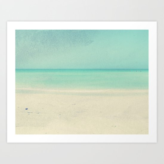 Ocean Dreams #2 Art Print