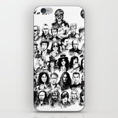 Rock n INK iPhone & iPod Skin
