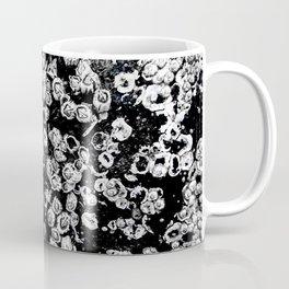 Black and White Barnacles Coffee Mug