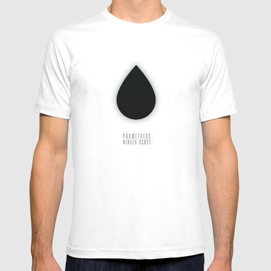 Smooth Minimal - Prometheus T-shirt