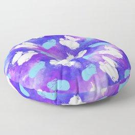Some Bun Bun Loves You  Floor Pillow