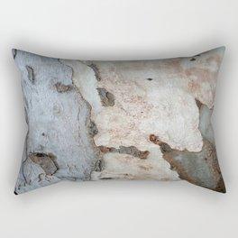 Bark Of A Eucalyptus Tree  Rectangular Pillow