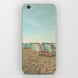 A Sea View iPhone Skin
