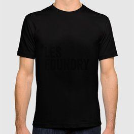 LES Foundry (2) T-shirt