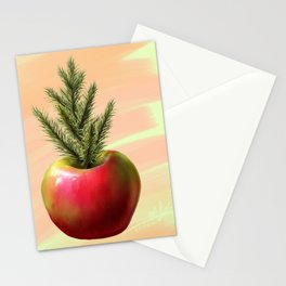 Pine Apple Stationery Cards