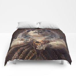 Cat Queen Comforters