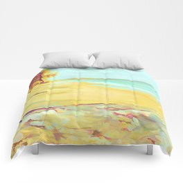 Mellow Beach Comforters