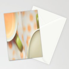 Opposites Love - Coffee Stationery Cards