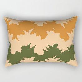 Zig Zag Design Rectangular Pillow
