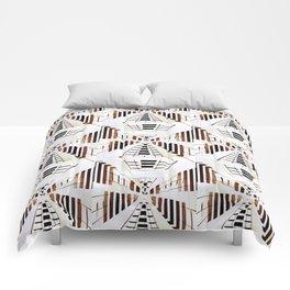 Warp Factor 3 Comforters