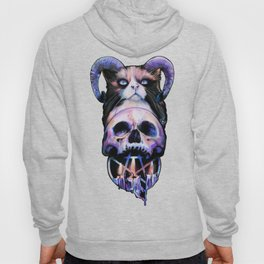 Occult Cat Lovers Ritual Hoody