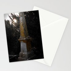 Fading Light Stationery Cards