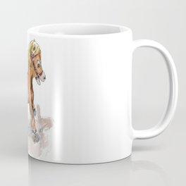 Maximilian - Vintage Carousel Horse Coffee Mug