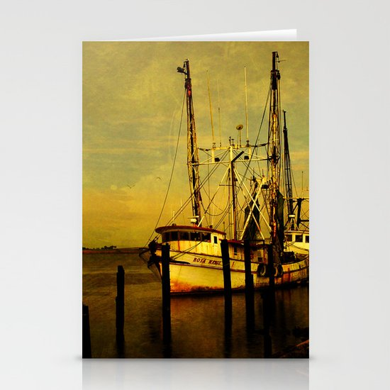 Rosa Marie is back in the Harbor Stationery Cards